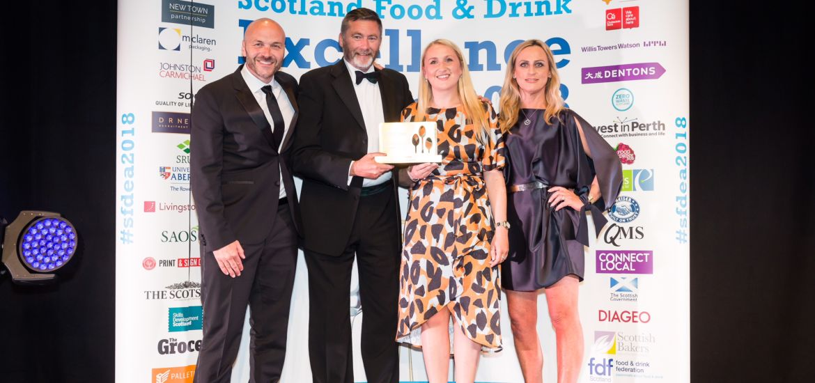 Scottish Food and Drink Excellence Awards full list of winners