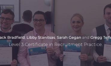 Level 3 Certificate in Recruitment Practice – FMCG recruitment consultants thumbnail