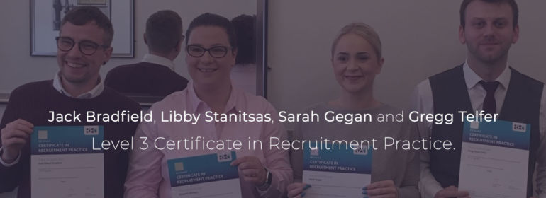 Level 3 Certificate in Recruitment Practice – FMCG recruitment consultants thumbnail