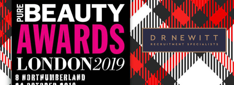 D R Newitt – proudly sponsoring the 2019 Pure Beauty Awards thumbnail