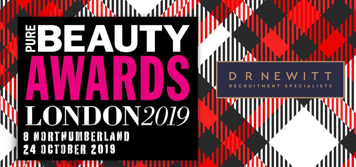 D R Newitt – proudly sponsoring the 2019 Pure Beauty Awards
