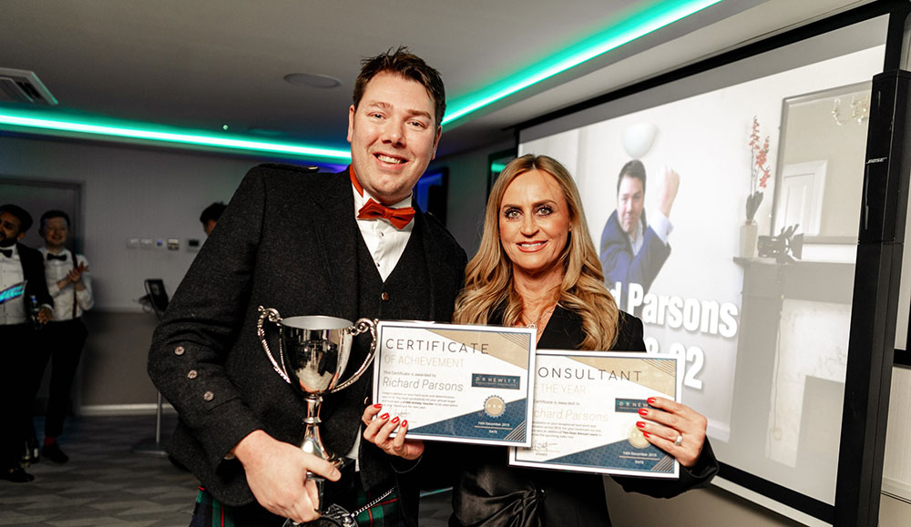 Consultant of the Year – Richard Parsons