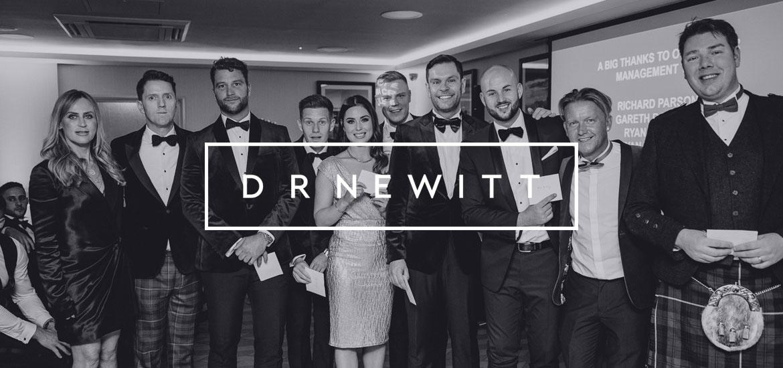 D R Newitt's Christmas Party 2019