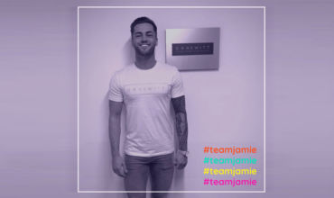 Has anyone seen Jamie in the office this morning? #teamjamie thumbnail