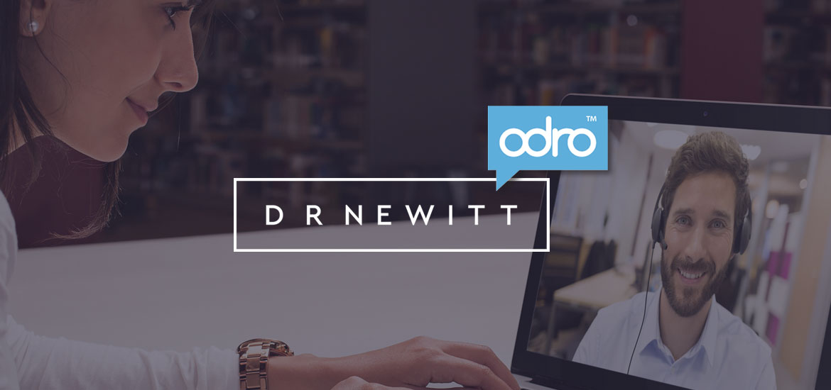 D R Newitt are using Odro – Video Technology Platform